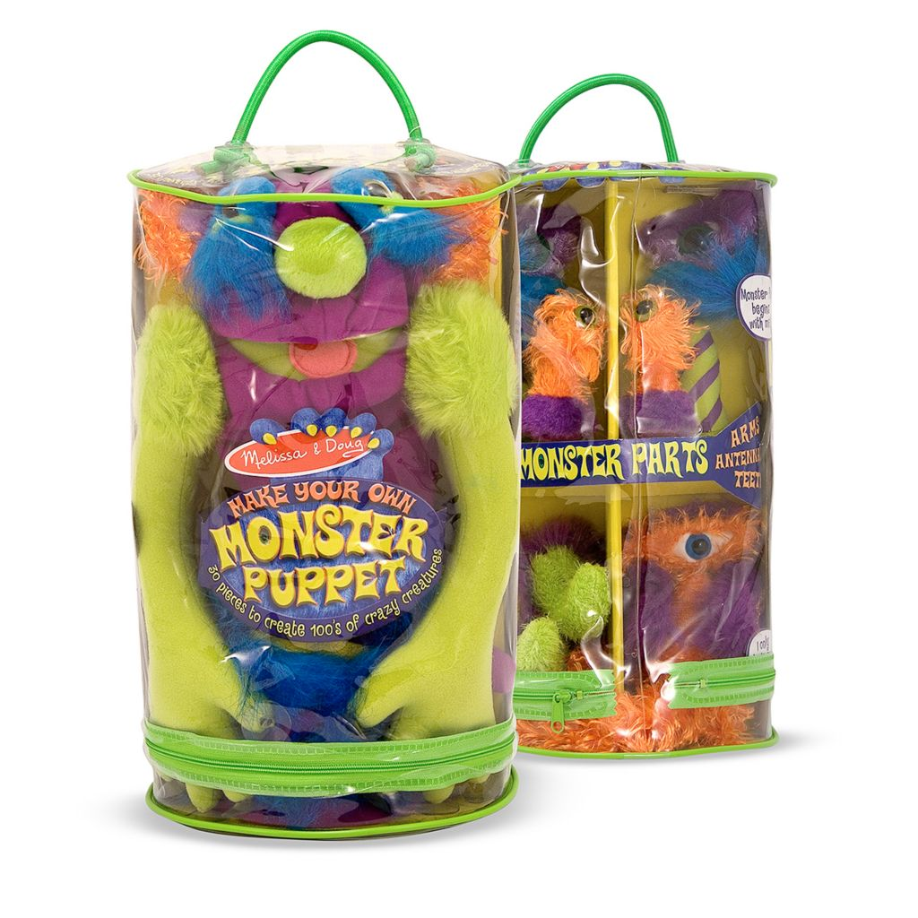 423-218 - Melissa & Doug® MYO Monster Puppet