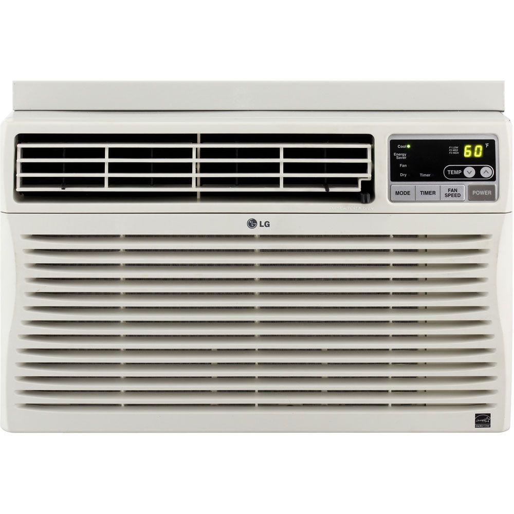 423-539 - LG LW8012ER 8,000 BTU Window-Mounted Air Conditioner w/ Remote Control