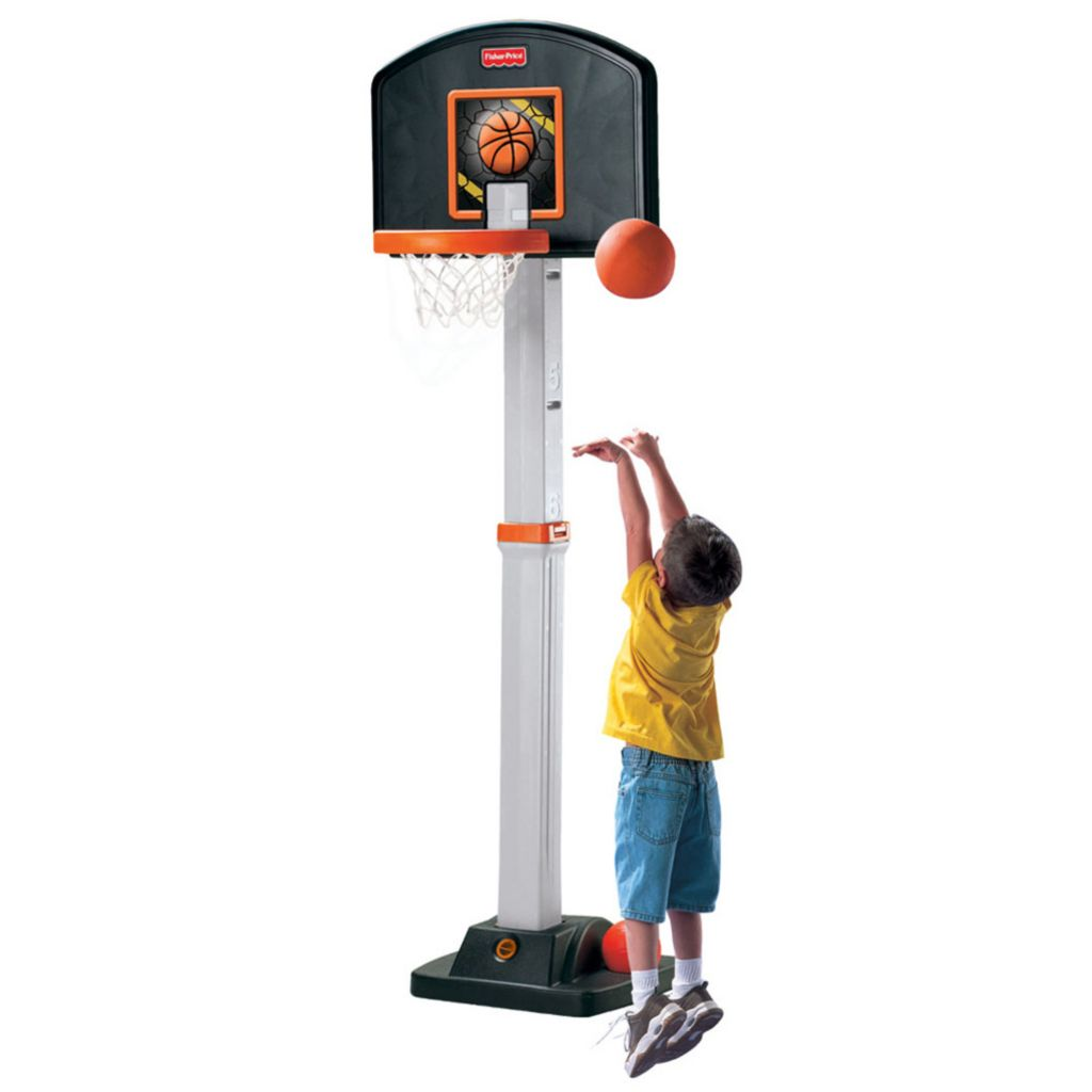 423-571 -  Fisher-Price® Grow-to-Pro Basketball