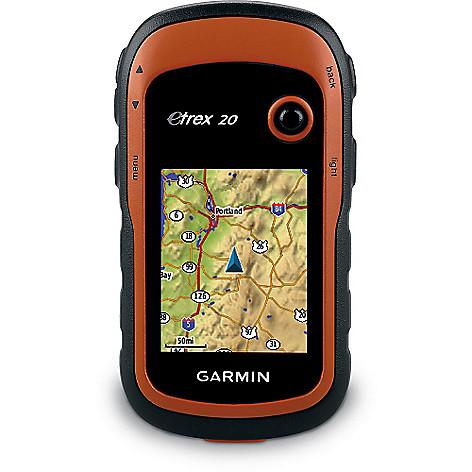 423-599 - Garmin E Trex 20 Handheld GPS Navigator