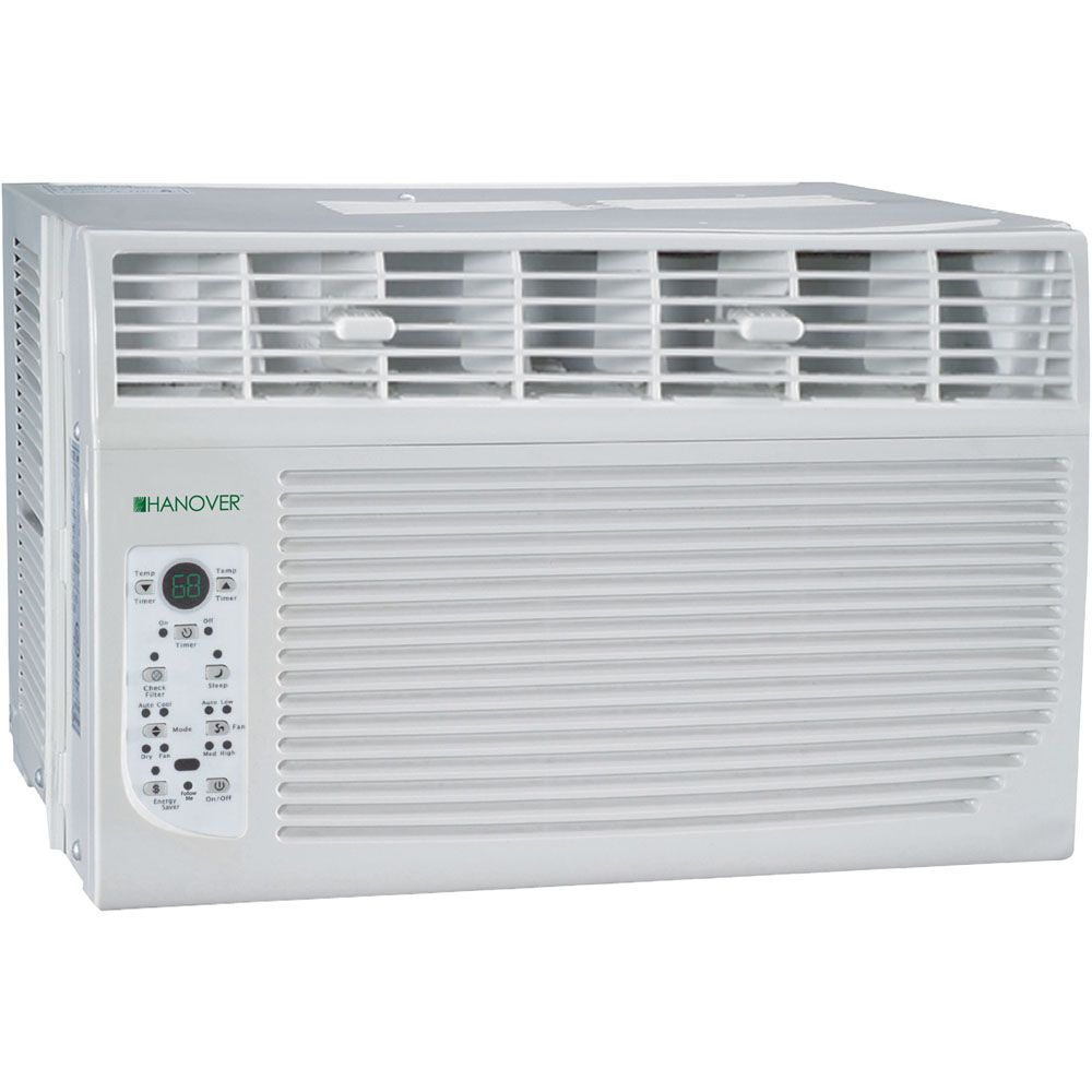 423-656 - Hanover HANAW05A 5,200 BTU Window-Mounted AC w remote