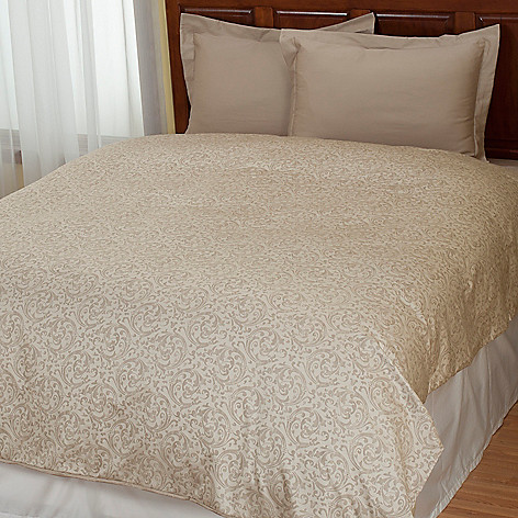 429-140 - North Shore Linens™ 600TC Egyptian Cotton Three-Piece Duvet Set
