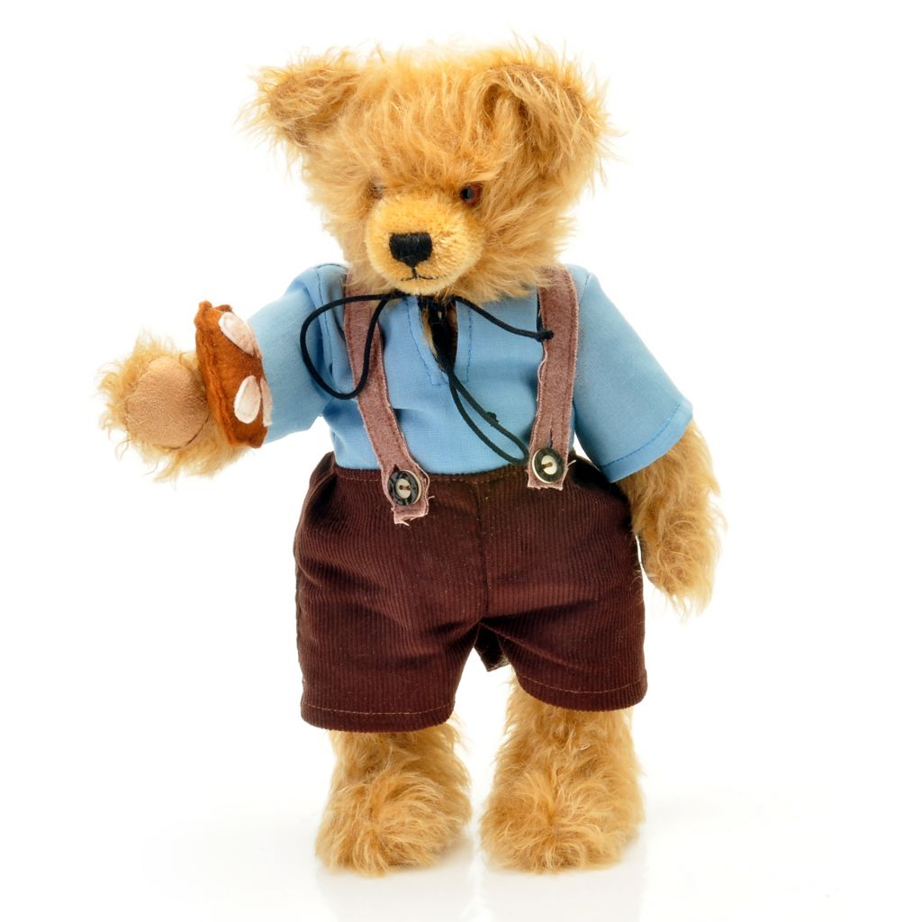 "429-173 - Hermann™ 11-3/4"" Grimm's Fairy Tale Hansel Teddy Bear"