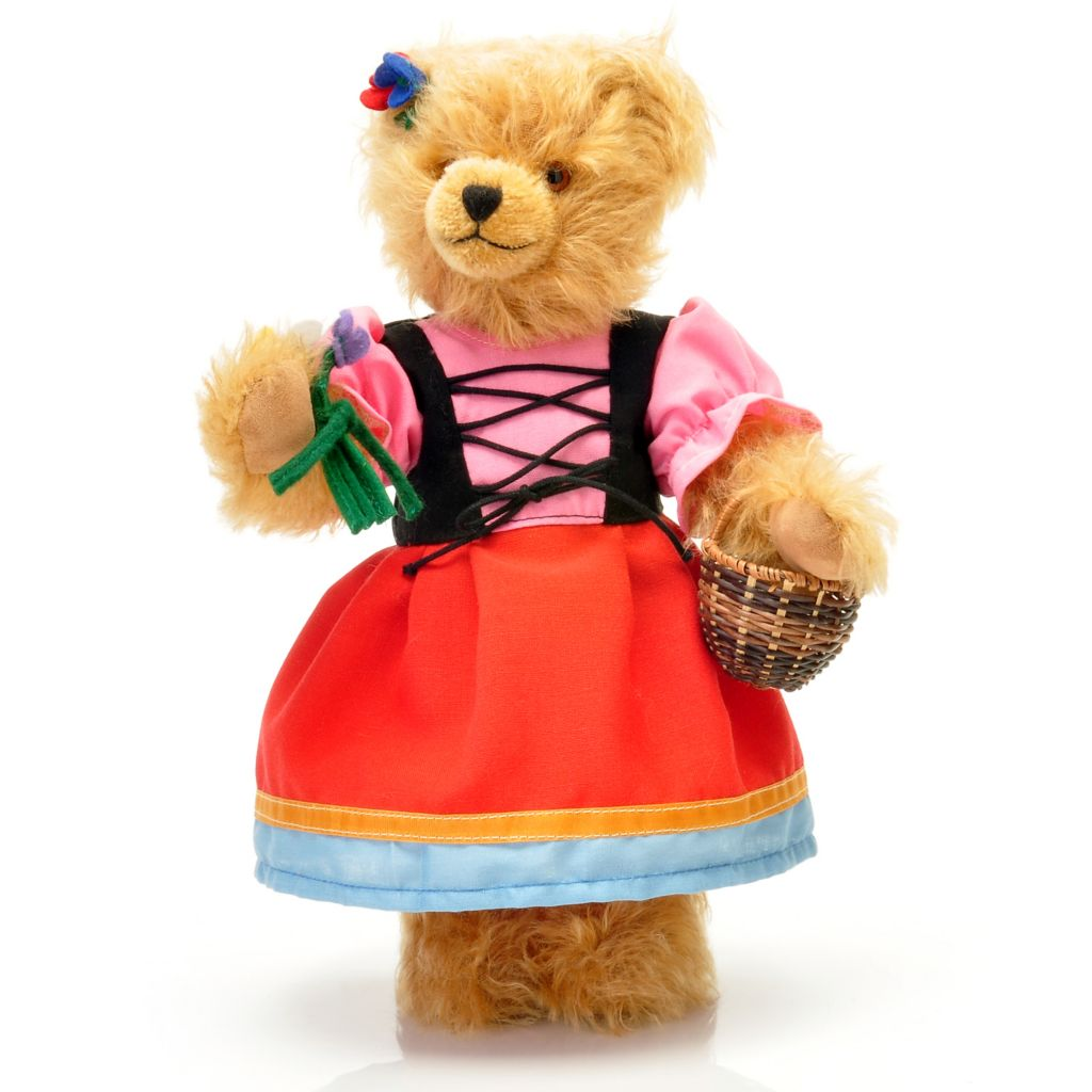 "429-174 - Hermann™ 11"" Grimm's Fairy Tale Gretel Teddy Bear"