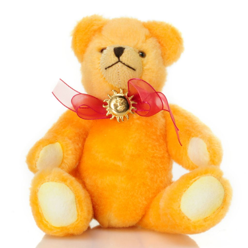 "429-178 - Hermann™ 7-1/4"" My Little Rising Sun Teddy Bear"