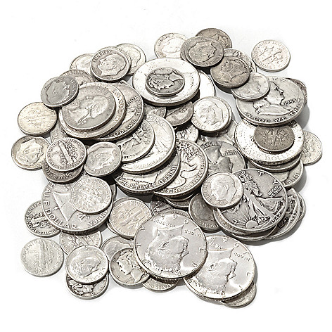 429-331 - One Pound Silver Hoard w/ Banker's Bag