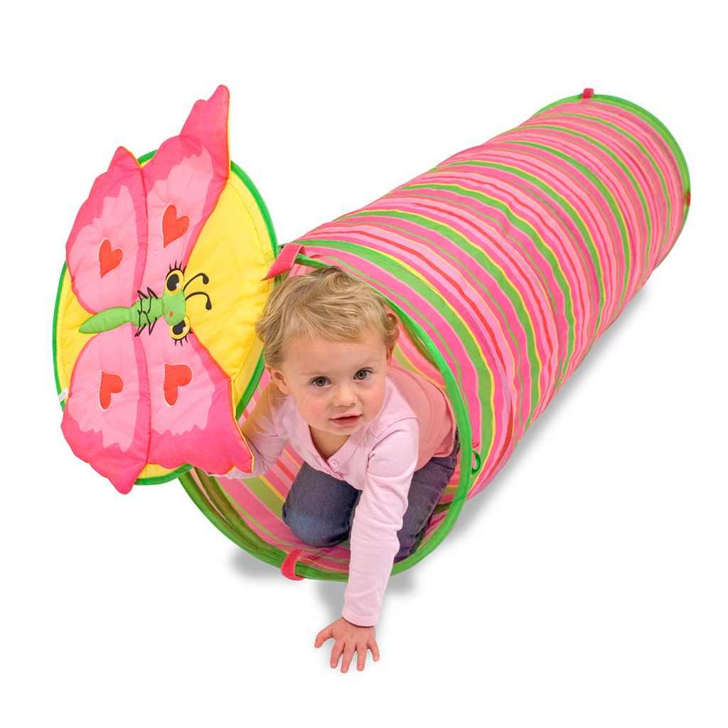 429-430 - Melissa & Doug® Bella Butterfly Tunnel