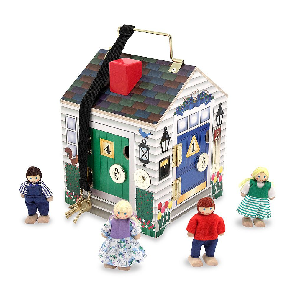 429-443 - Melissa & Doug® Doorbell House