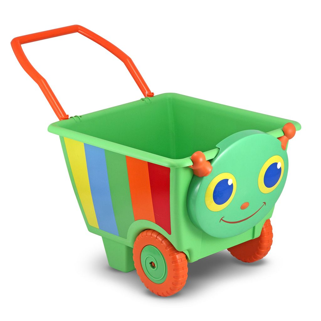 429-447 - Melissa & Doug® Happy Giddy Cart