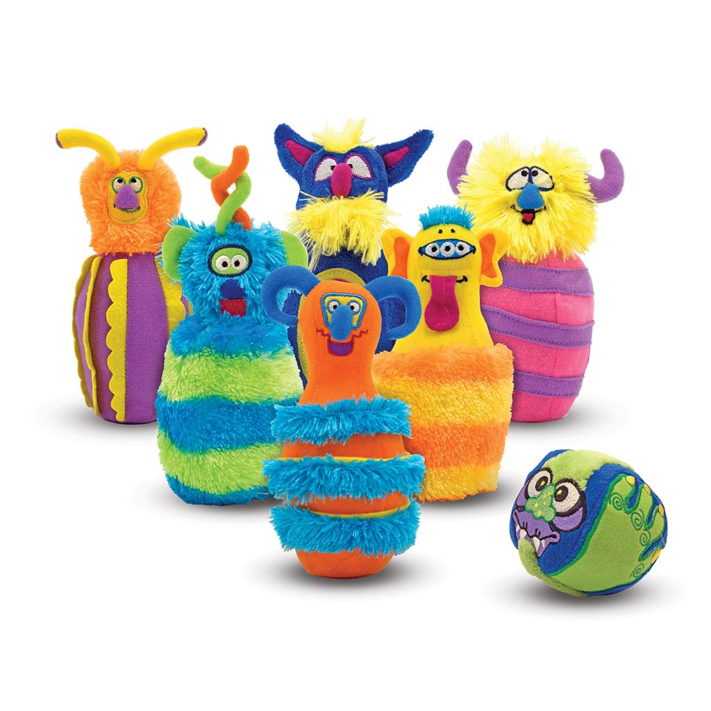 429-456 - Melissa & Doug® Monster Bowling