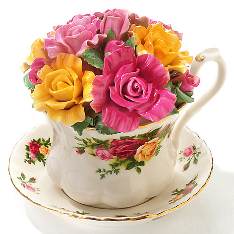 429-790 - Royal Albert® Old Country Roses 5'' Musical Teacup