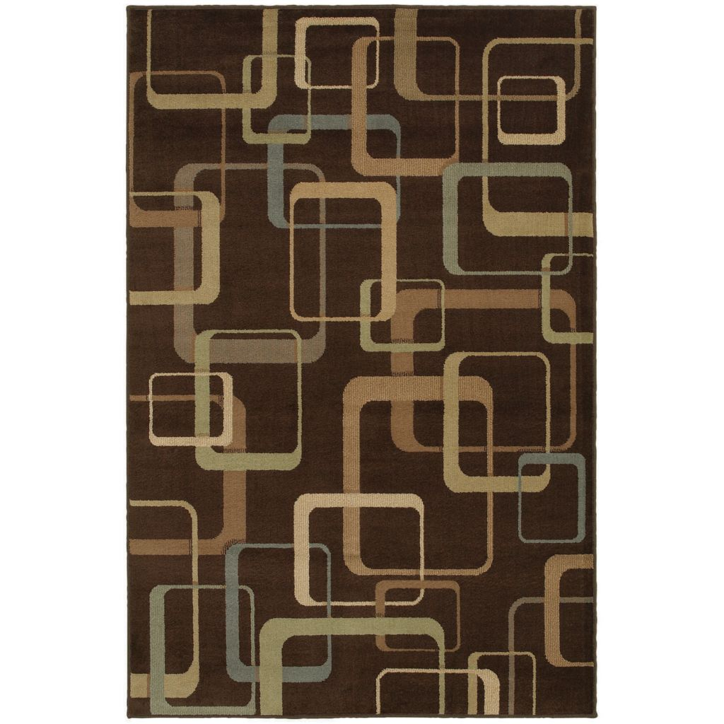 429-921 - Shaw Living™ Silhouettes Woven Rug Collection