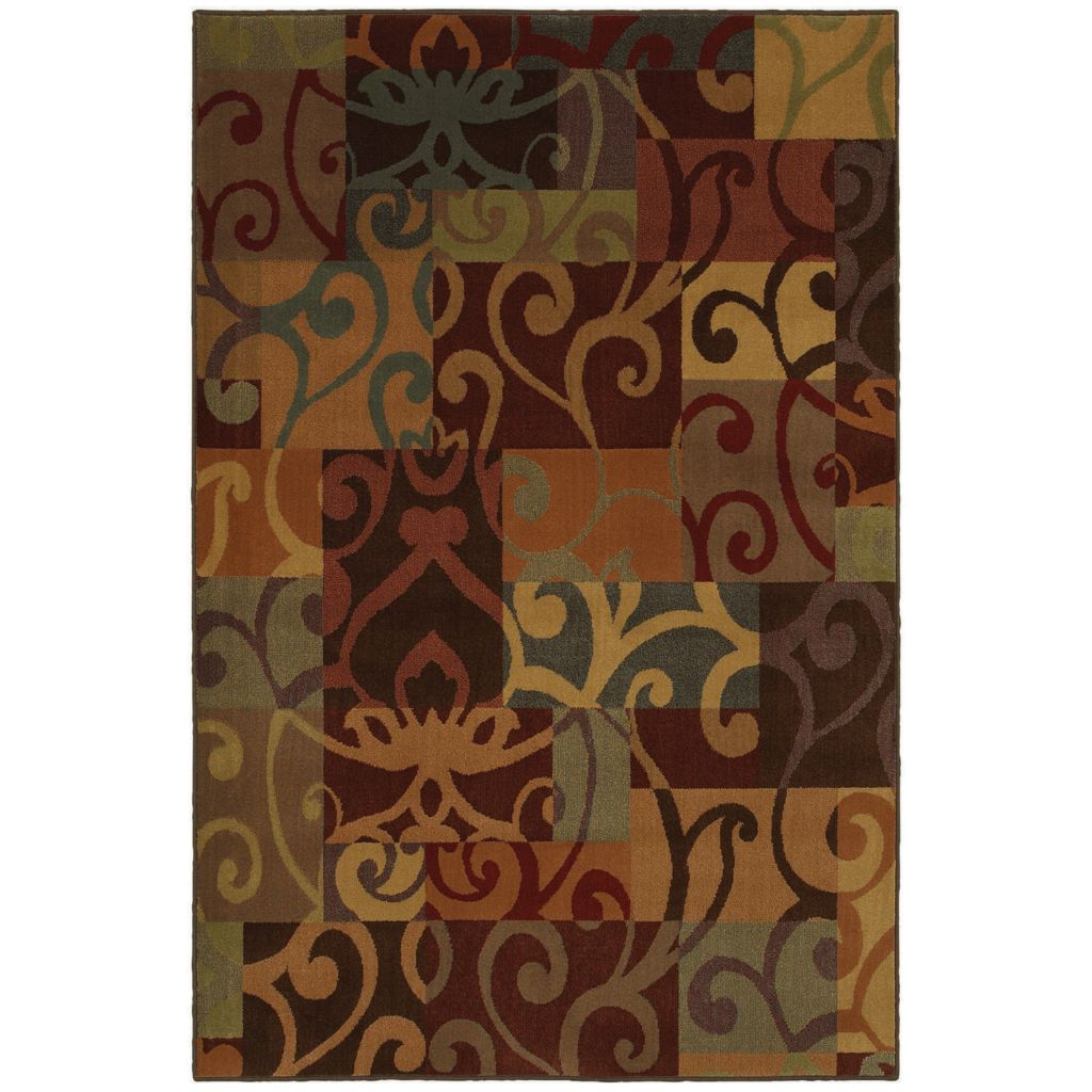 429-936 - Shaw Living™ Modern Tapestry Woven Rug Collection