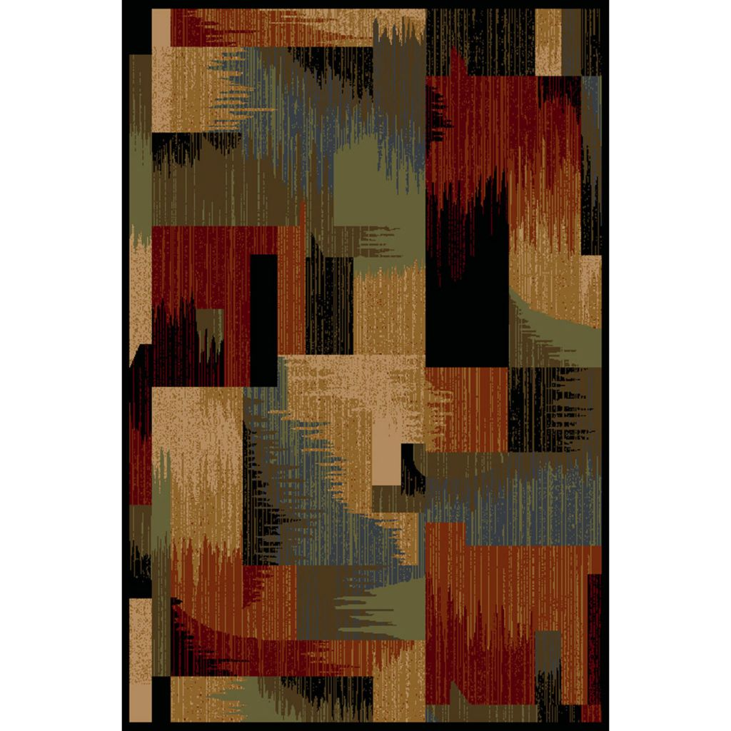 429-939 - Shaw Living™ Wood Blocks Woven Rug Collection