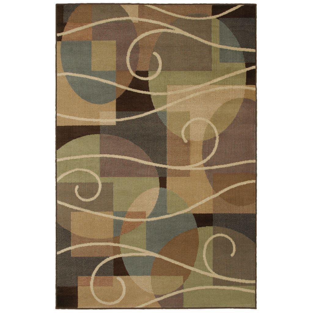 429-941 - Shaw Living™ Brookside Woven Rug Collection