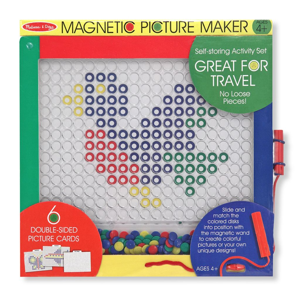 430-019 - Melissa & Doug® Magnetic Picture Maker