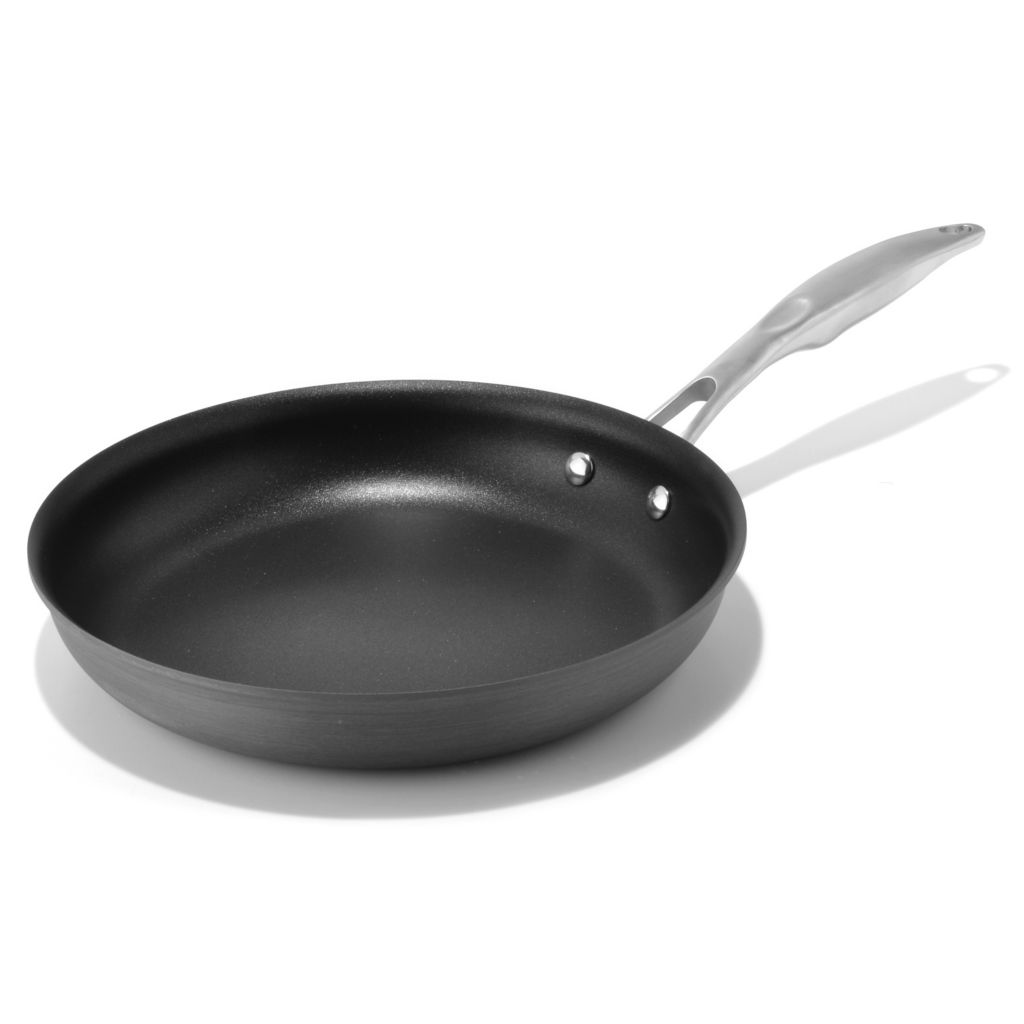 431-149 - Macy's Tools of the Trade® Belgique® Hard Anodized Open Fry Pan