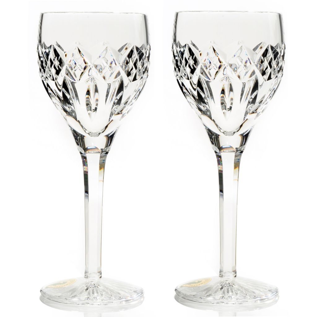 431-338 - Waterford® Crystal Brianna Set of Two 4 oz Sherry Glasses
