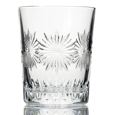 431-538 - Waterford® Crystal Snowflake Wishes ''Courage'' 12 oz Double Old Fashioned