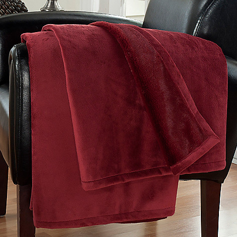 431-629 - Cozelle® 60'' x 50'' Vintage-Style Mercer Faux Fur Throw