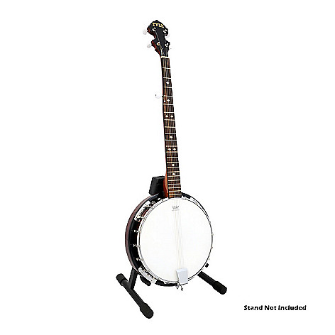 431-700 - Pyle 5 String Banjo With Chrome Plated Hardware