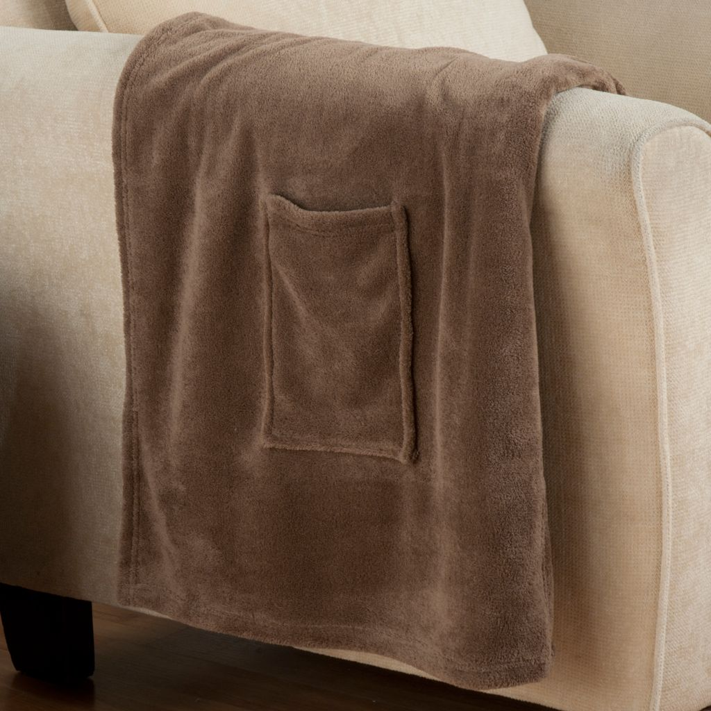 "431-727 - Cozelle® 90"" x 22"" Plush Reader's Wrap"