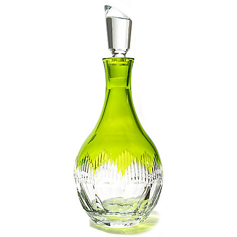 431-748 -  Waterford® Crystal Mixology Talon 20 oz Decanter