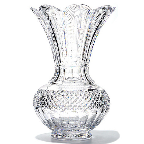 431-887 - House of Waterford® Designer Studio 12'' Crystal Archway Vase