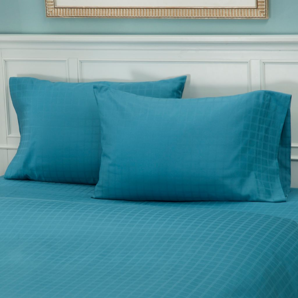 431-984 - North Shore Linens™ 600TC Egyptian Cotton SureSoft™ Pillowcase Pair