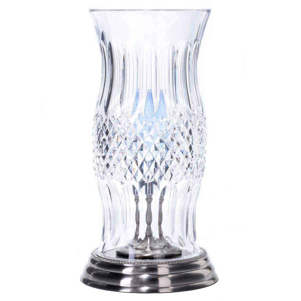 """431-994 - Waterford® Crystal 13"""" Colleen Hurricane"""