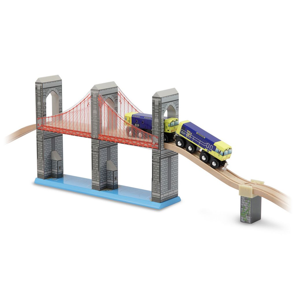 432-446 - Melissa & Doug® Skyline Suspension Bridge