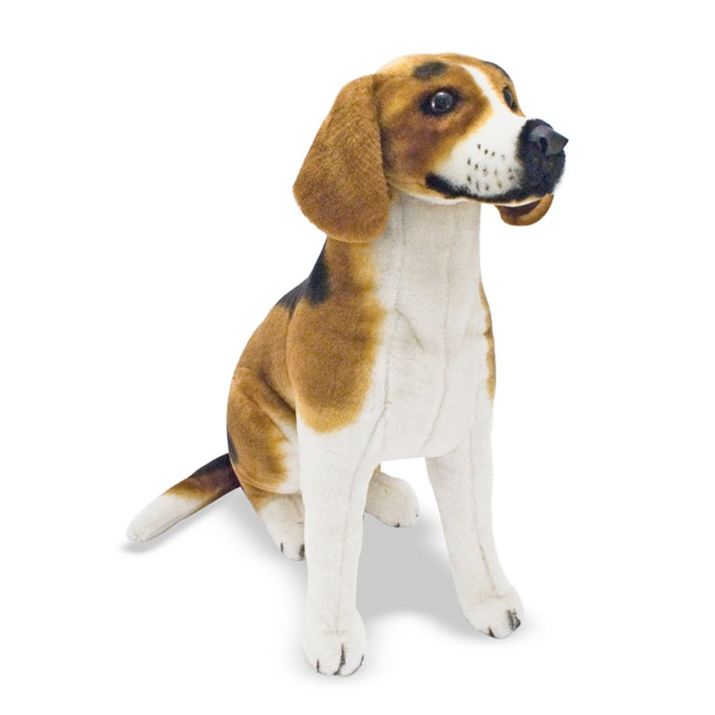 432-465 - Melissa & Doug® Plush Beagle