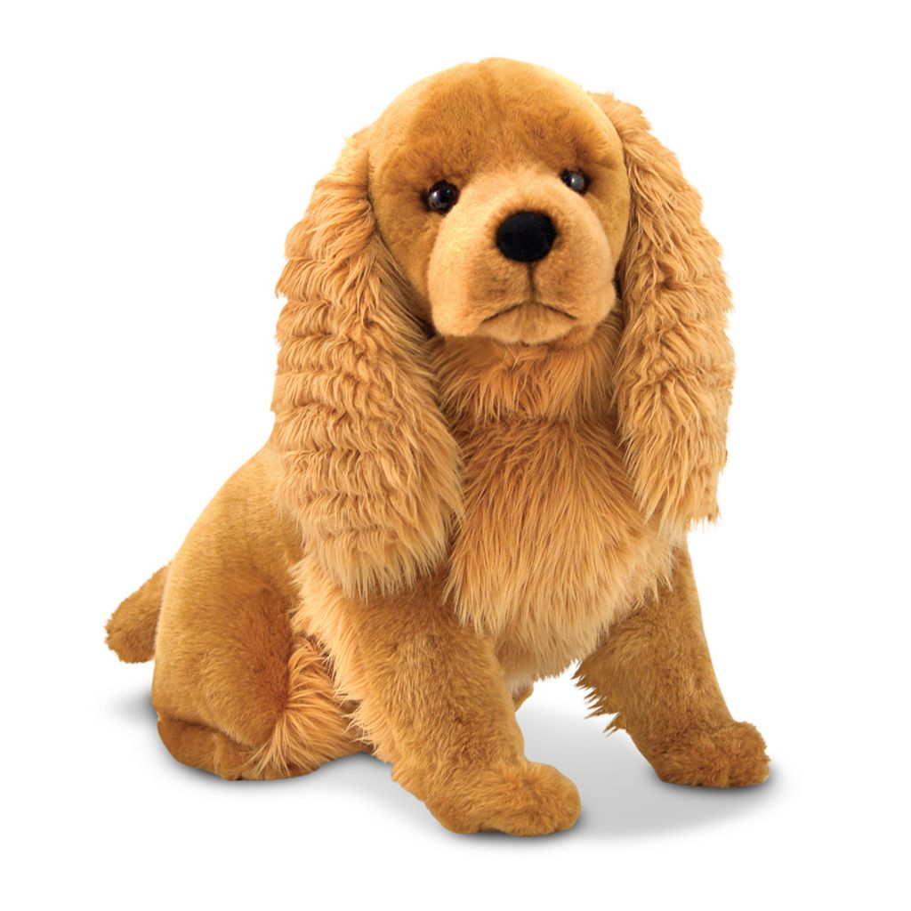 432-466 - Melissa & Doug® Plush Cocker Spaniel