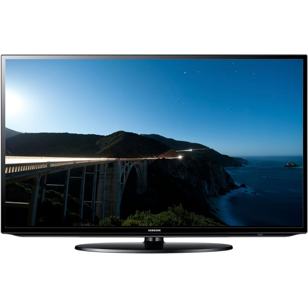 "433-070 - Samsung 46"" Widescreen 1080p LED HDTV w/ Build-in WiFi, 3 HDMI & 120CMR"
