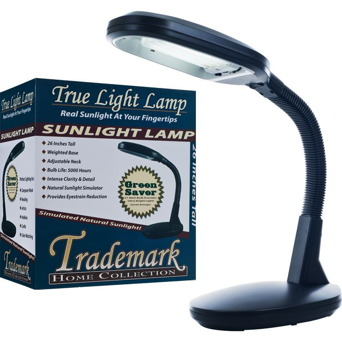 433-128 - Trademark Home Sunlight Desk Lamp