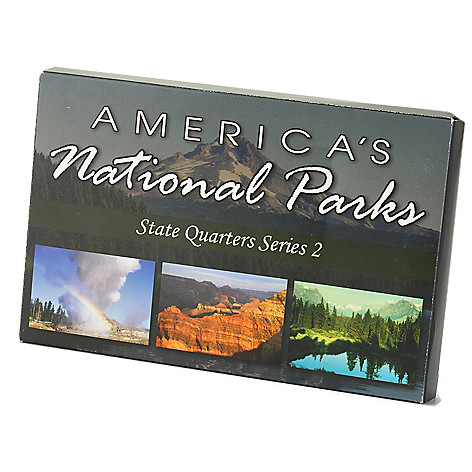 433-152 - America's National Parks 2012-2021 Quarter Collection & Auto Delivery Program