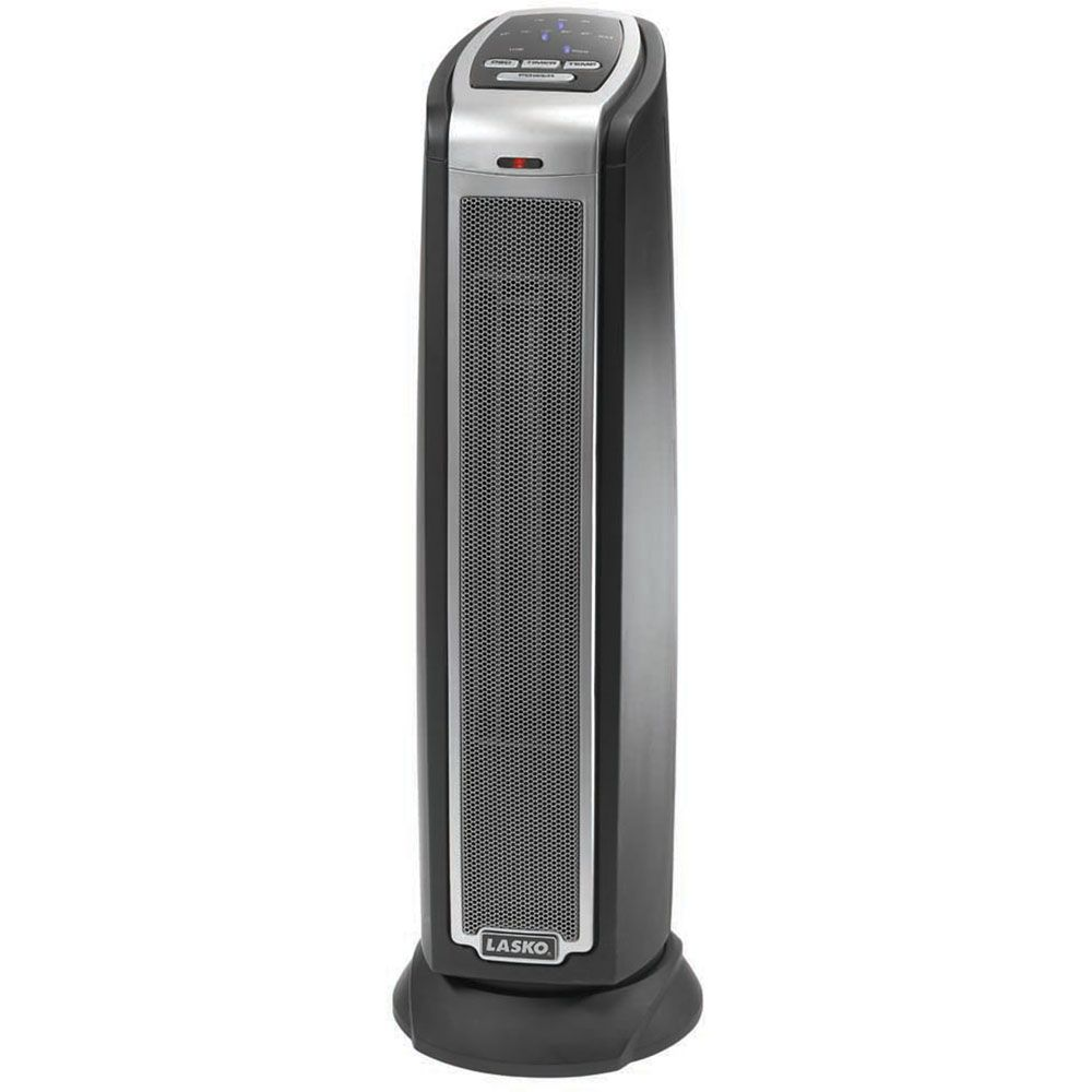 433-187 - Lasko 5790 Ceramic Tower Heater w/ Remote Control