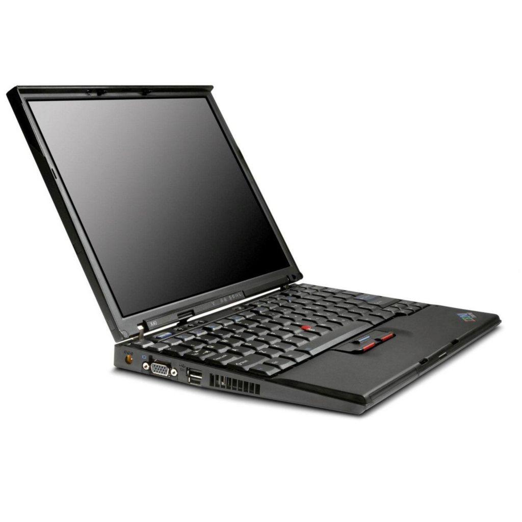 "433-727 -  IBM ThinkPad IBM T61 Core 2 Duo 2GB/60GB HD 14.1"" Notebook (Refurbished)"