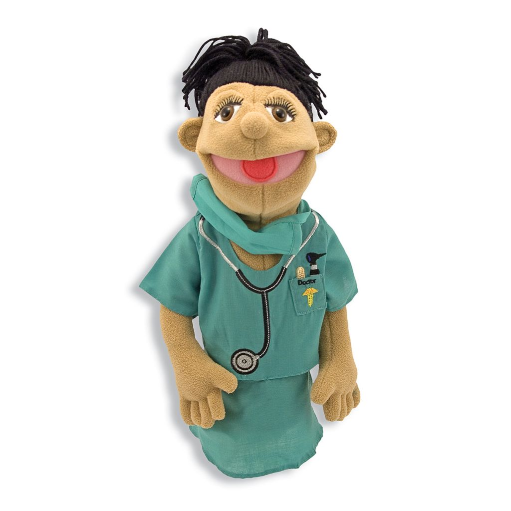 433-872 - Melissa & Doug® Surgeon Puppet