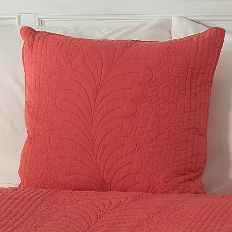 434-065 - North Shore Linens™ ''Hartford'' Cotton20'' x 20''Decorative Pillow