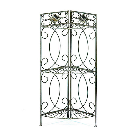 434-230 - Holly & Martin™ Reflections Corner Rack
