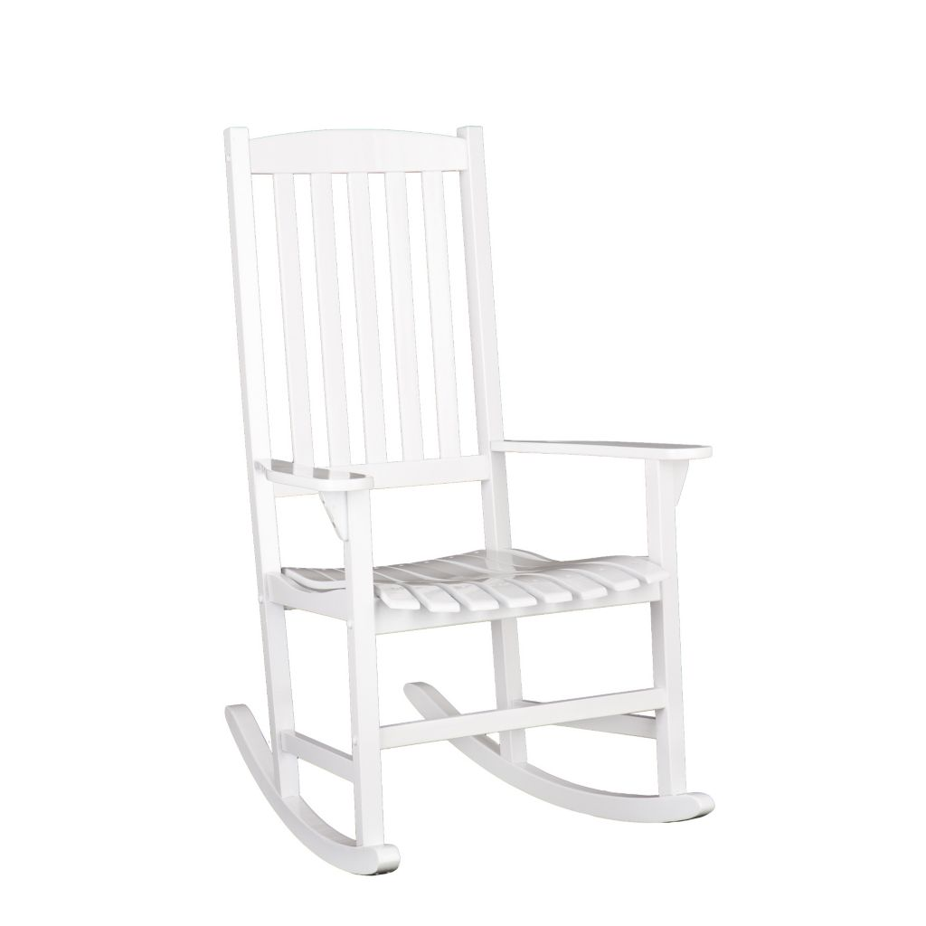 434-281 - Holly & Martin™ White Eucalyptus Porch Rocker