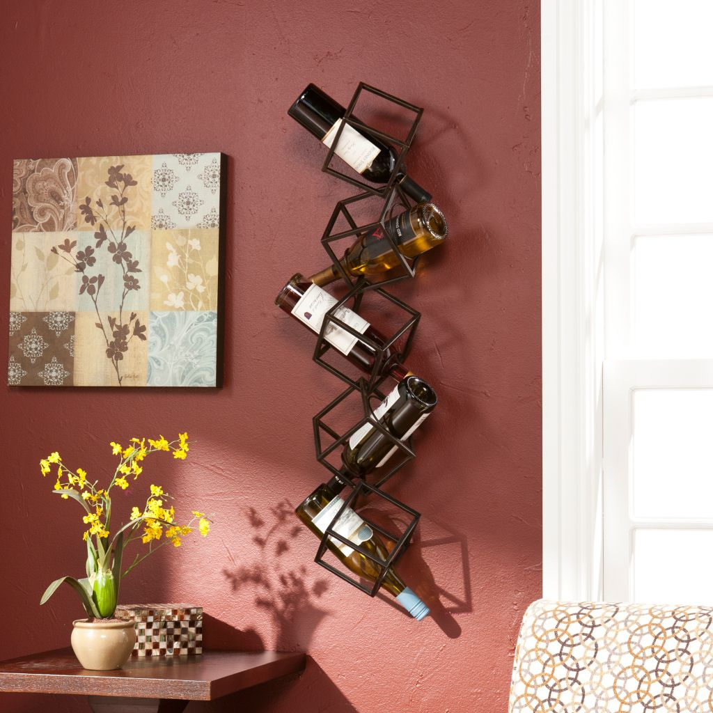 434-306 - Holly & Martin™ Marshall Wall Mount Wine Storage