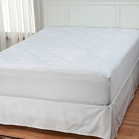 434-331 - Cozelle® Escape Gravity Microfiber Mattress Pad