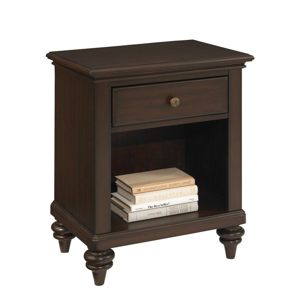 434-442 - Home Styles Bermuda Espresso Finish Night Stand