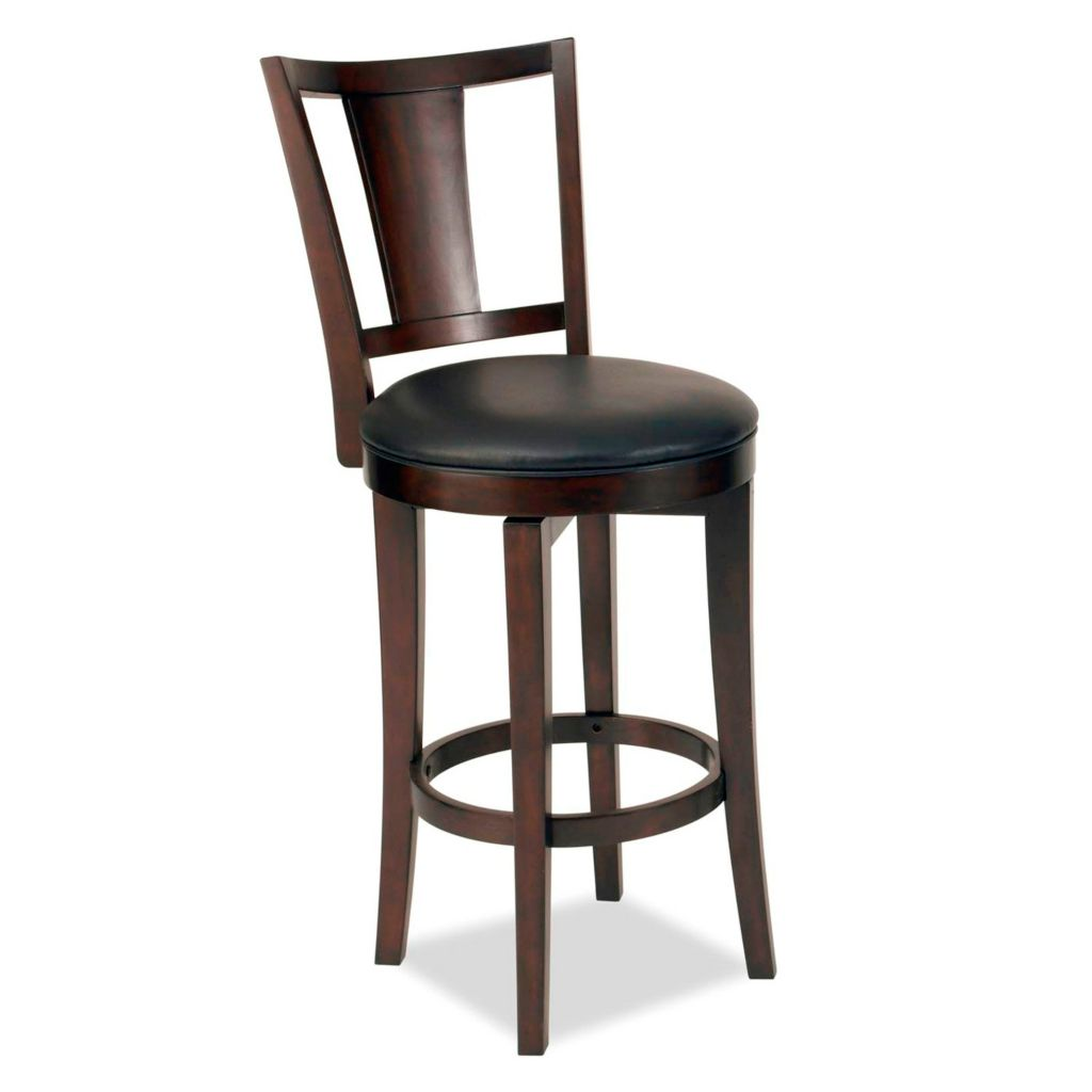434-462 - Home Styles Rio Vista Cherry Finish Swivel Espresso Stool