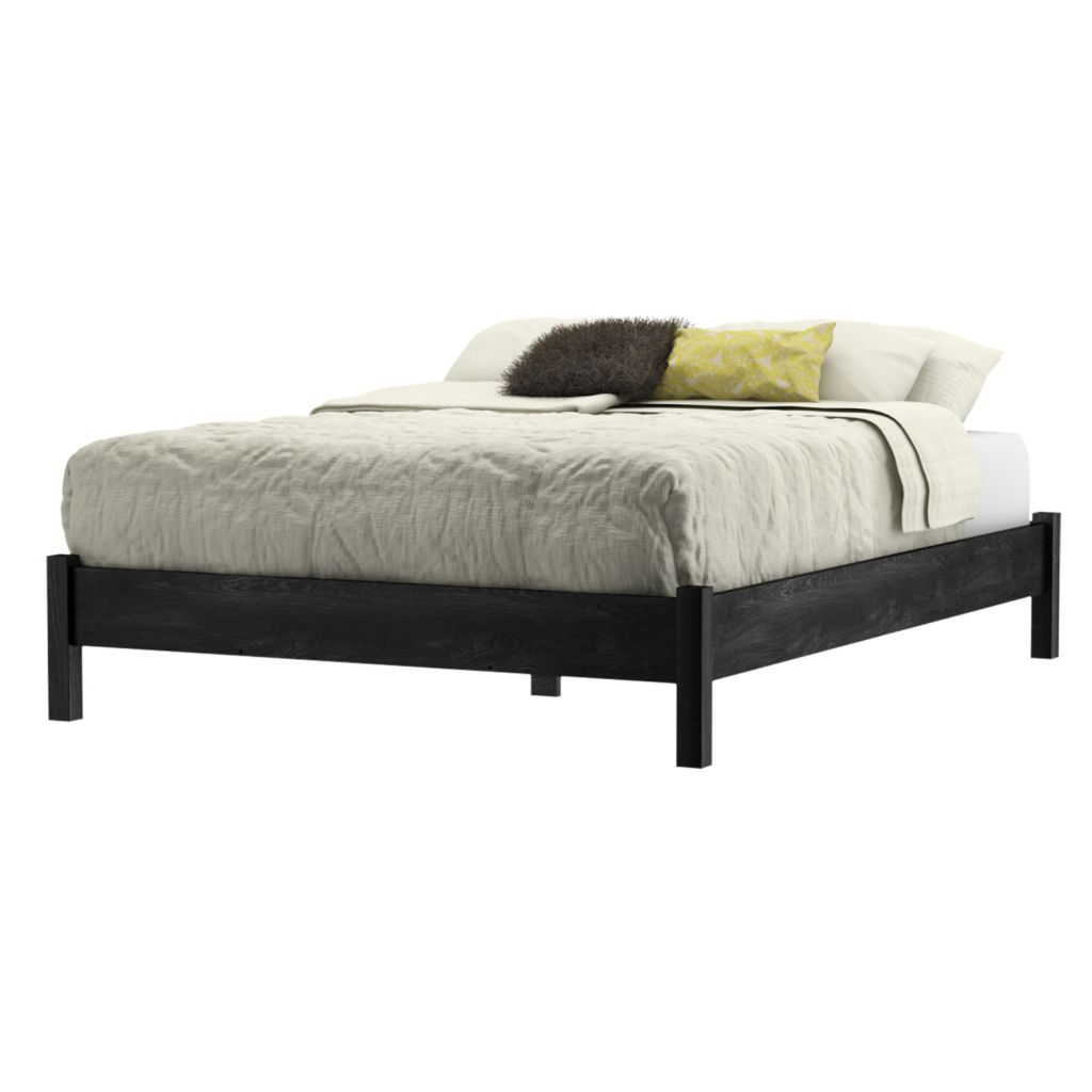 "434-504 - South Shore® Furniture Fynn Collection 54"" Full Platform Bed"