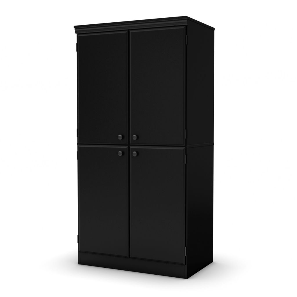 434-521 - South Shore® Four Door Storage Cabinet