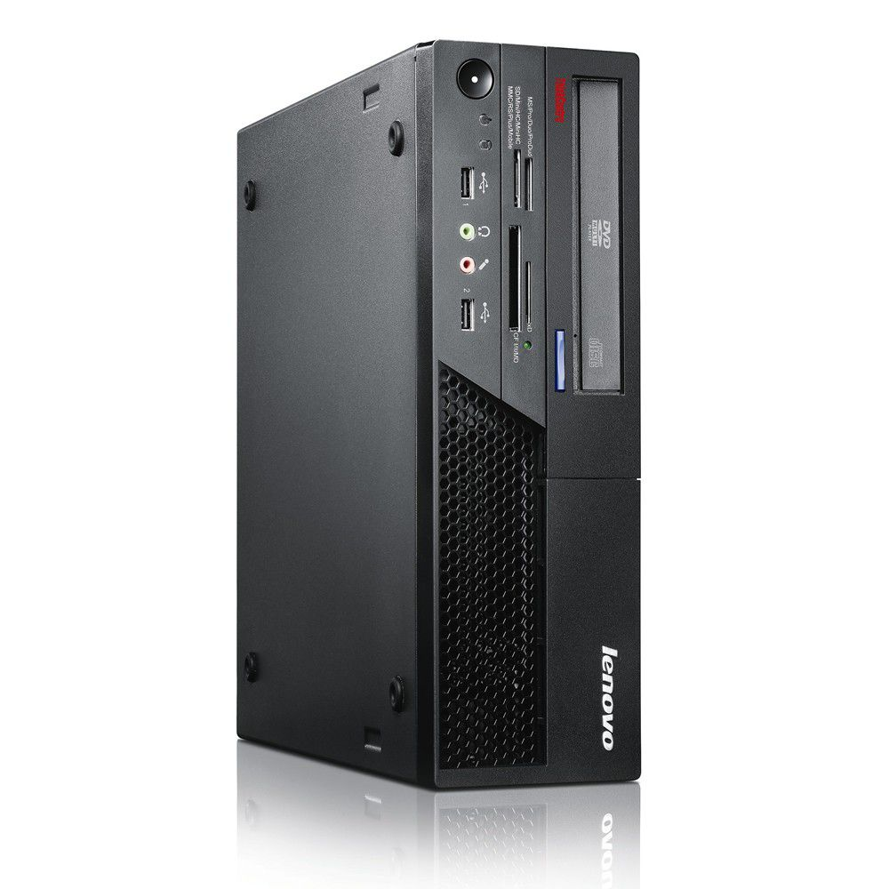 434-590 - Lenovo ThinkCentre M58 Intel Core 2 Duo 2GB/80GB Desktop (Refurbished)