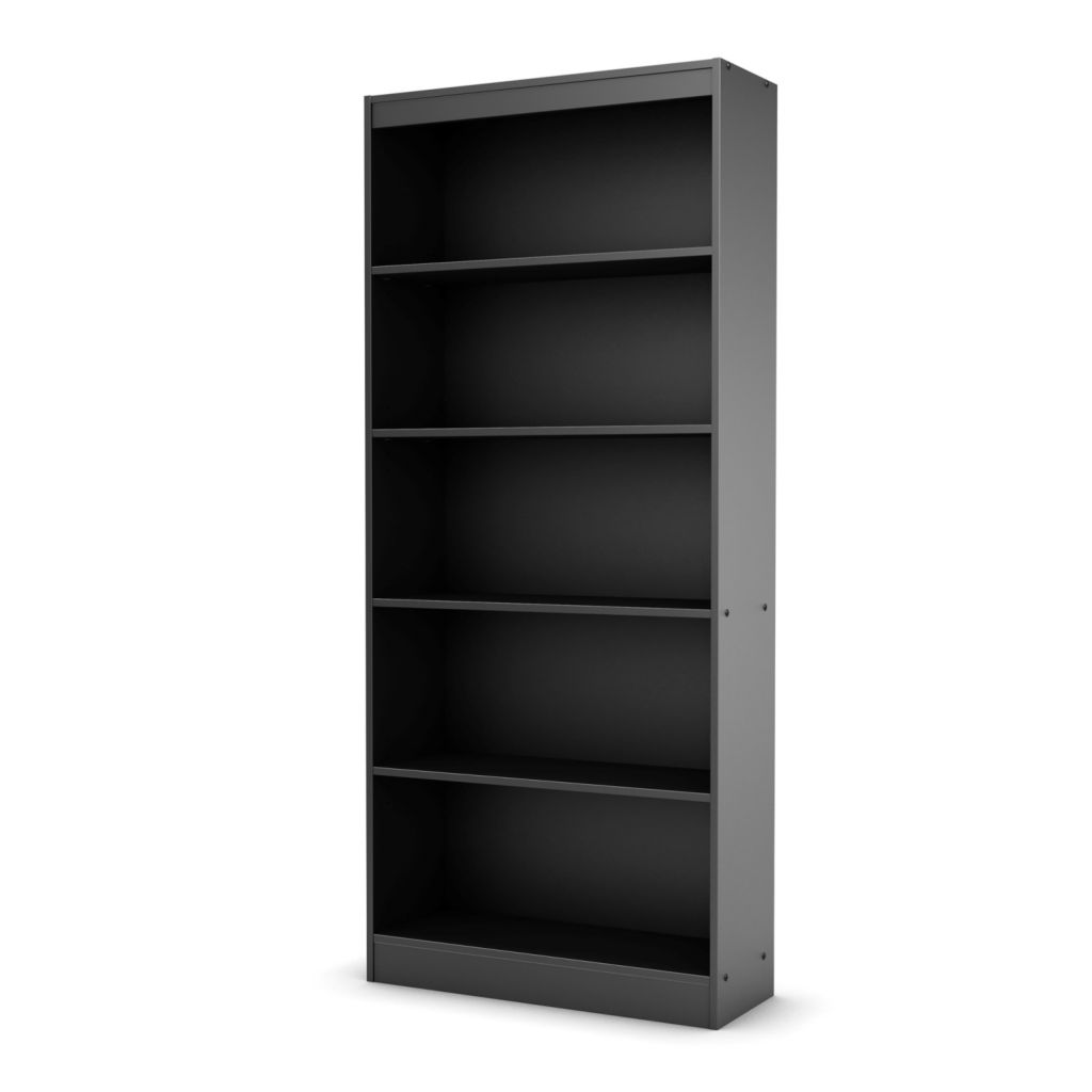 434-610 - South Shore® Five Shelf Bookcase